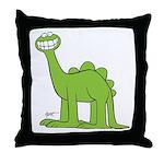 """""""Gronk"""" Throw Pillow"""