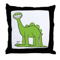 """Gronk"" Throw Pillow"