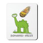 """Endangered Species"" Mousepad"