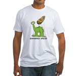 """""""Endangered Species"""" Fitted T-Shirt"""