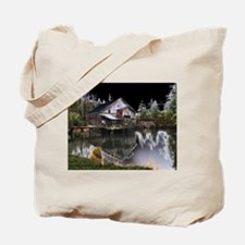 Cute Net Tote Bag