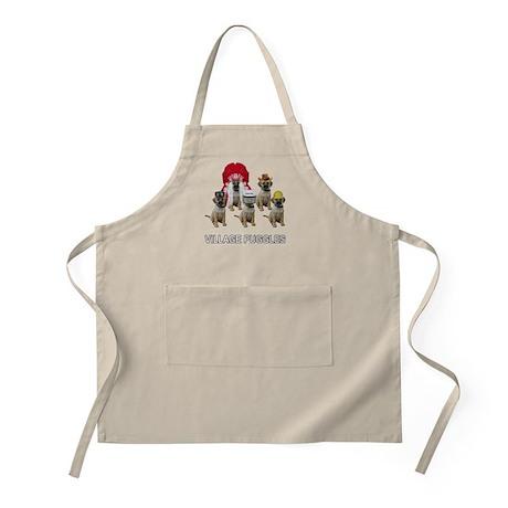 Village Puggles BBQ Apron