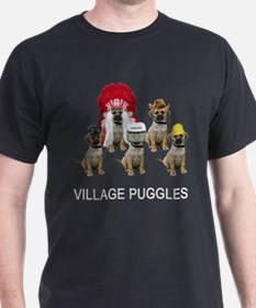Village Puggles T-Shirt