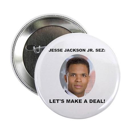 """Jesse Jackson Jr. 2.25"""" Button (100 pack)"""