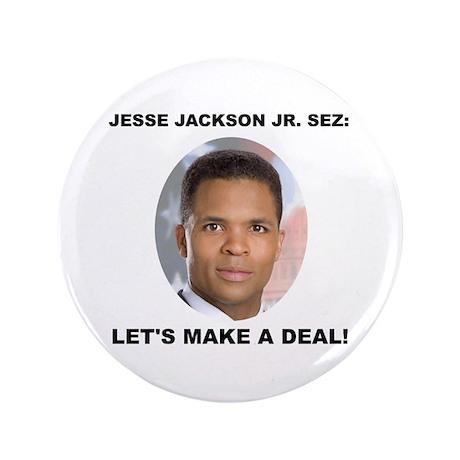 "Jesse Jackson Jr. 3.5"" Button"