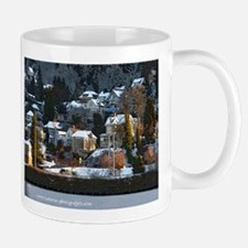Snowy East Hillside Mug
