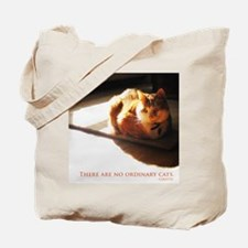 No Ordinary Cats Tote Bag