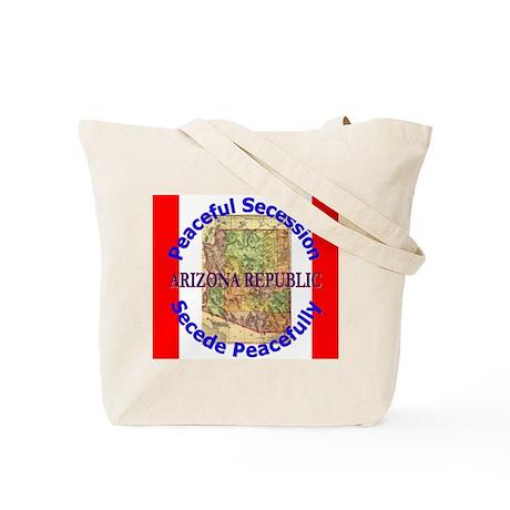Arizona-1 Tote Bag