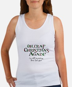 Christmas Crap Women's Tank Top