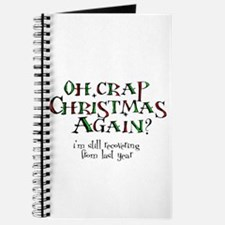 Christmas Crap Journal