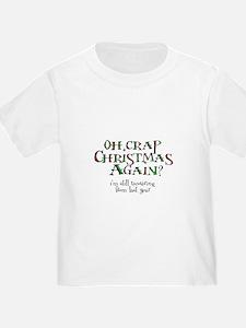 Christmas Crap T