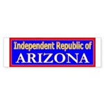 Arizona-2 Bumper Sticker
