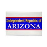 Arizona-2 Rectangle Magnet (100 pack)