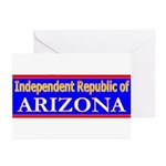 Arizona-2 Greeting Cards (Pk of 10)