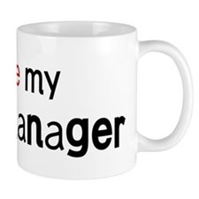 I love my Sales Manager Mug