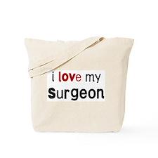 I love my Surgeon Tote Bag