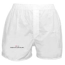 I love my Religious Studies S Boxer Shorts
