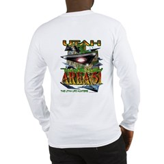 Utah The New Area 51 Long Sleeve T-Shirt