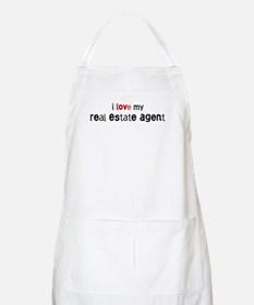 I love my Real Estate Agent BBQ Apron