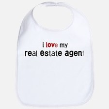 I love my Real Estate Agent Bib