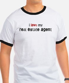 I love my Real Estate Agent T