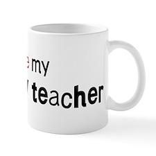 I love my Sociology Teacher Mug