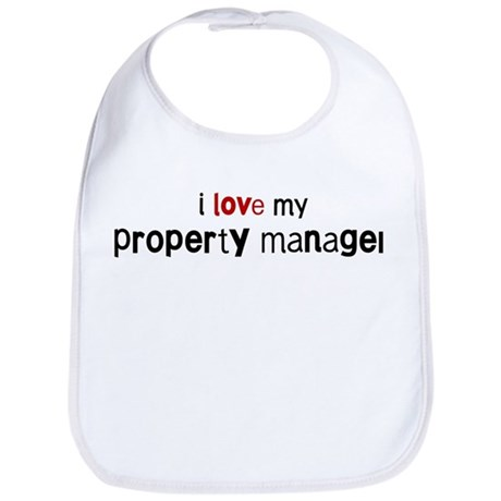 I love my Property Manager Bib