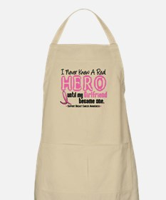 Never Knew A Hero 4 PINK (Girlfriend) BBQ Apron