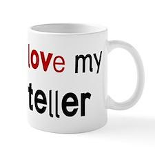 I love my Teller Mug
