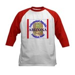 Arizona-3 Kids Baseball Jersey