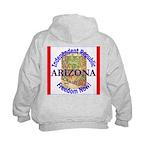 Arizona-3 Kids Hoodie