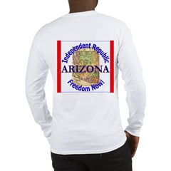 Arizona-3 Long Sleeve T-Shirt