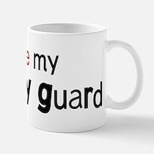 I love my Security Guard Mug