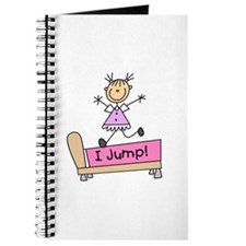 Jumping on the Bed Journal