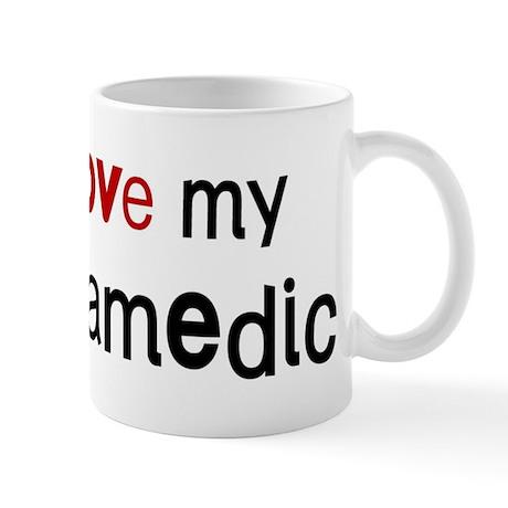 I love my Paramedic Mug