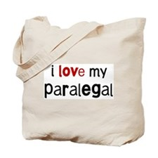 I love my Paralegal Tote Bag