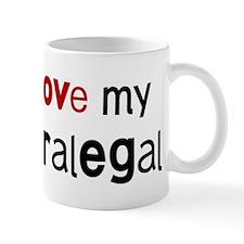 I love my Paralegal Mug
