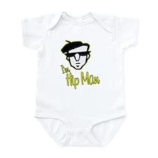 Hip Man Infant Bodysuit