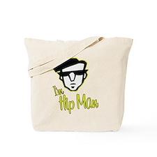 Hip Man Tote Bag