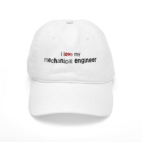 I love my Mechanical Engineer Cap