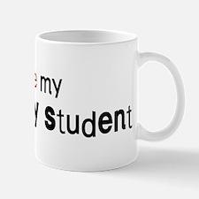 I love my Optometry Student Small Small Mug
