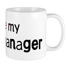 I love my Office Manager Mug