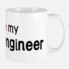 I love my Marine Engineer Mug