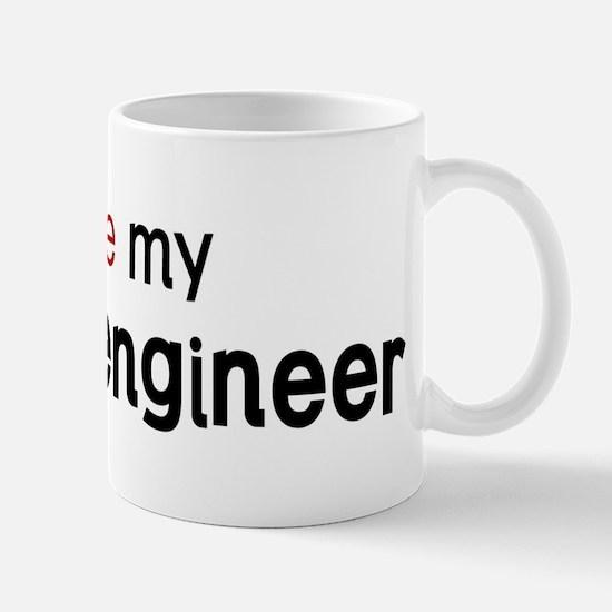 I love my Marine Engineer Mug