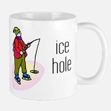 Ice Hole Small Small Mug