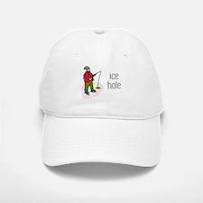 Ice Hole Baseball Baseball Cap