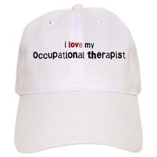 I love my Occupational Therap Baseball Cap