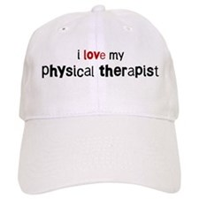 I love my Physical Therapist Baseball Cap