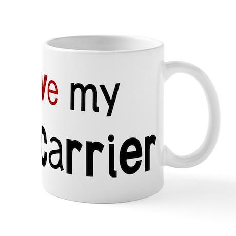 I love my Mail Carrier Mug