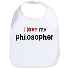 I love my Philosopher Bib